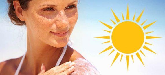Cum sa previi si sa calmezi 4 probleme ale pielii vara